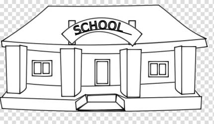 School Building transparent background PNG cliparts free download HiClipart