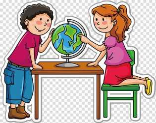 Student Cartoon Teacher School student transparent background PNG clipart HiClipart
