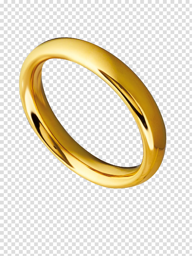 Gold Ring Clipart : clipart, Transparent, Background, Cliparts, Download, HiClipart