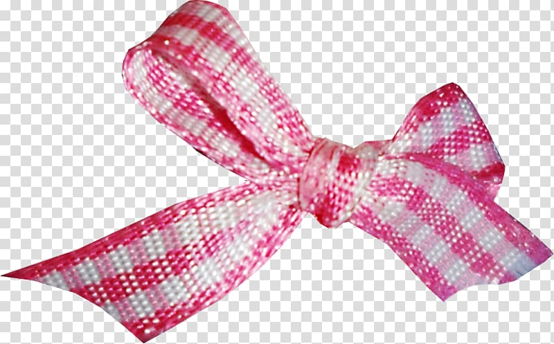 bow tie pink textile