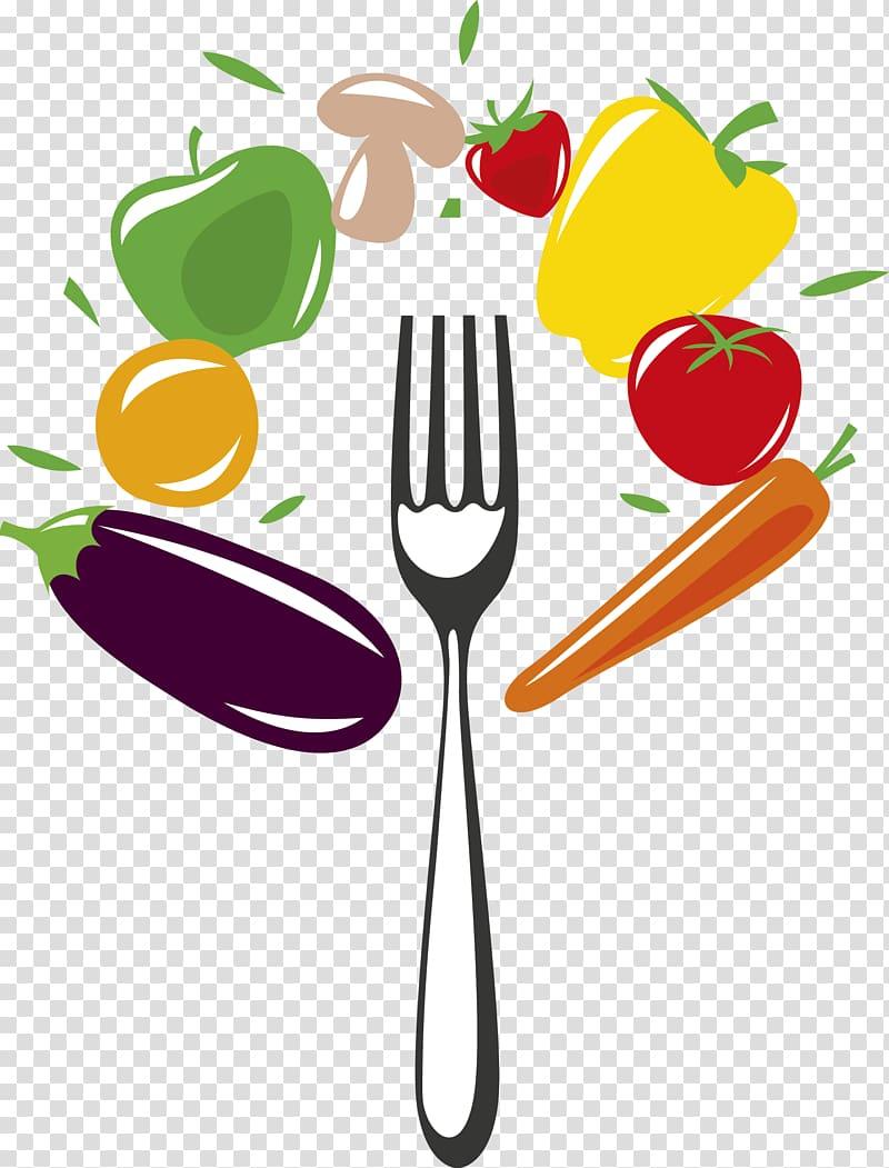 Background Food Png : background, Vegetables, Illustration,, Healthy, Eating,, Transparent, Background, Clipart, HiClipart