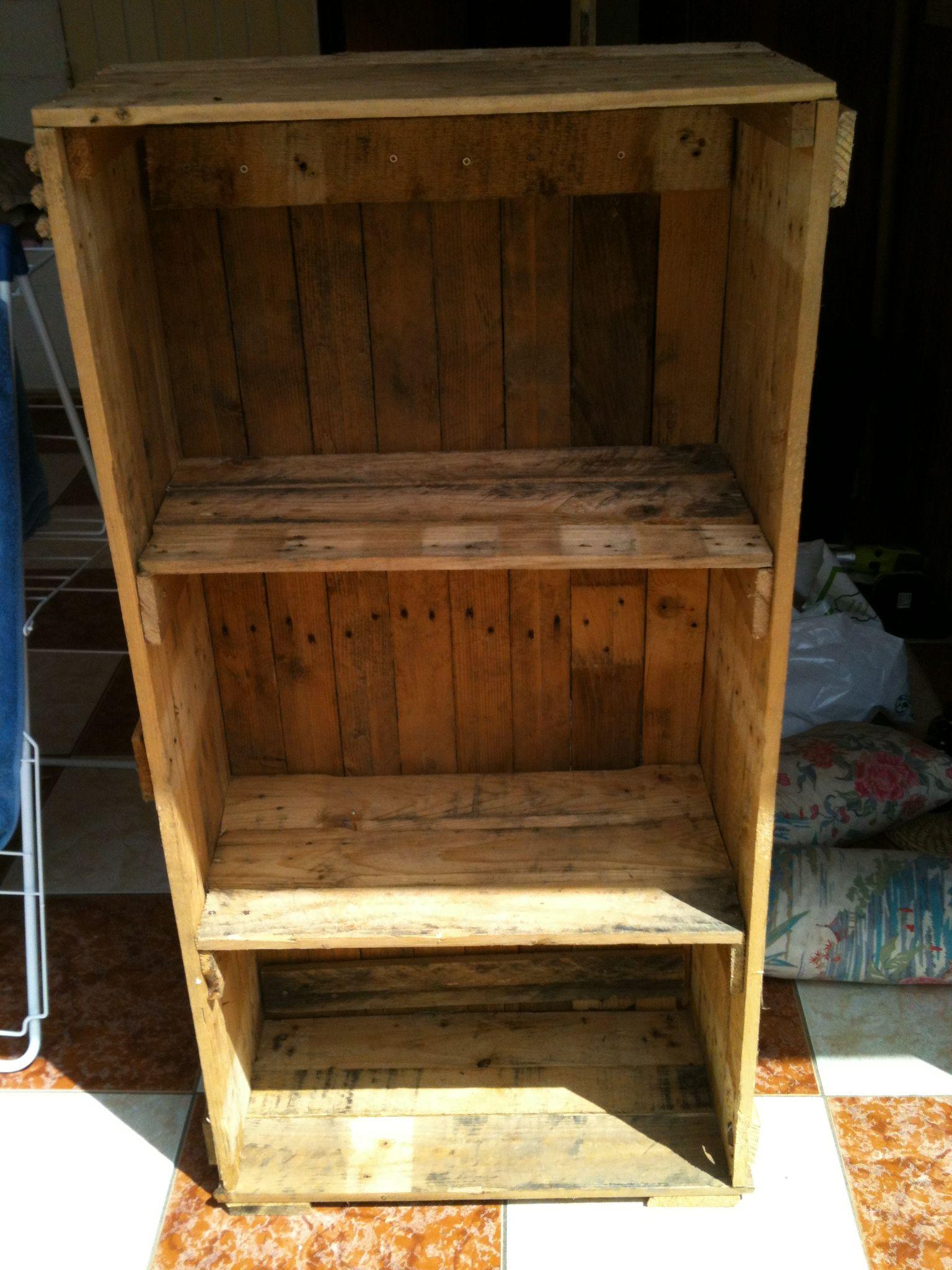 creations et meubles en bois de