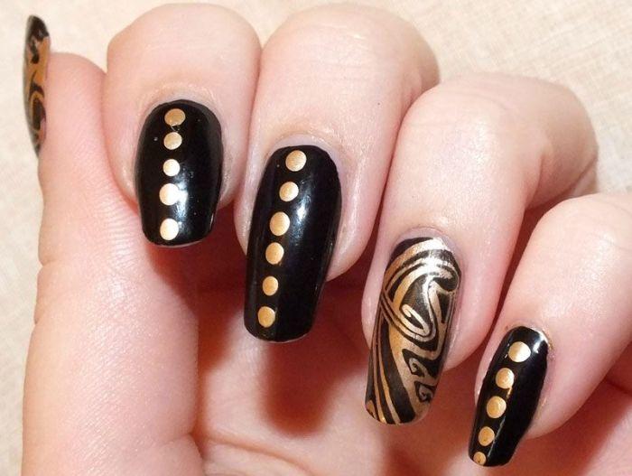 nail-art-celtic-elf-kiko-mirror-dotting-tools-cheeky-jumbo-princess-charming-2013 (3)