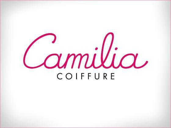 Logo Camilia coiffure