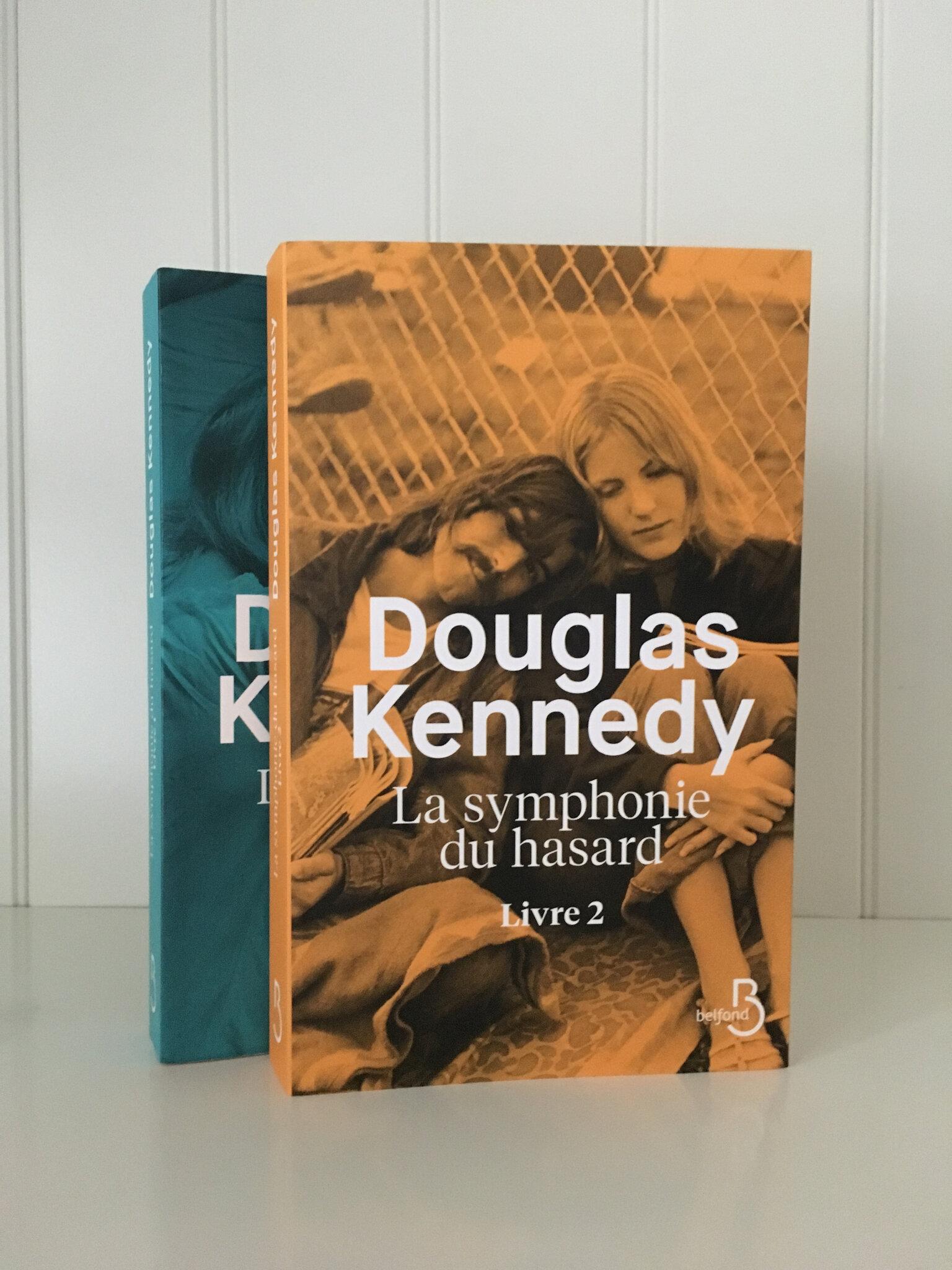 La Symphonie Du Hasard Tome 4 : symphonie, hasard, Symphonie, Hasard, Livre, Douglas, Kennedy, Maison, Livres