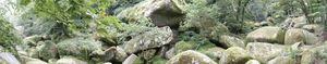 Huelgoat chaos de rochers