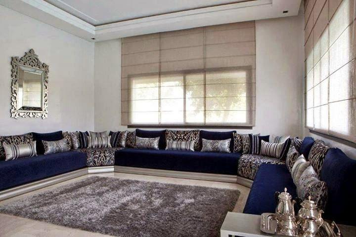 salon marocain de luxe