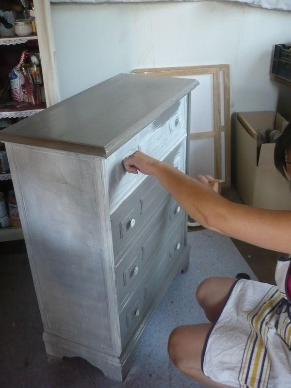 peinture pour repeindre meuble cuisine