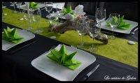 decoration de table zen
