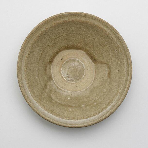 Dish, Vietnam, Vijaya period, 14th-15th century