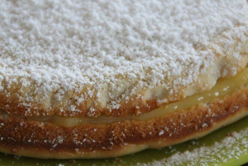 Gteau Italien  la ricotta et au citron  Mes Biscuits And Co