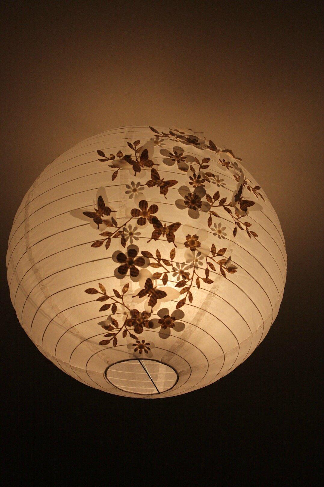 Une boule japonaise  Mon jardin cratif