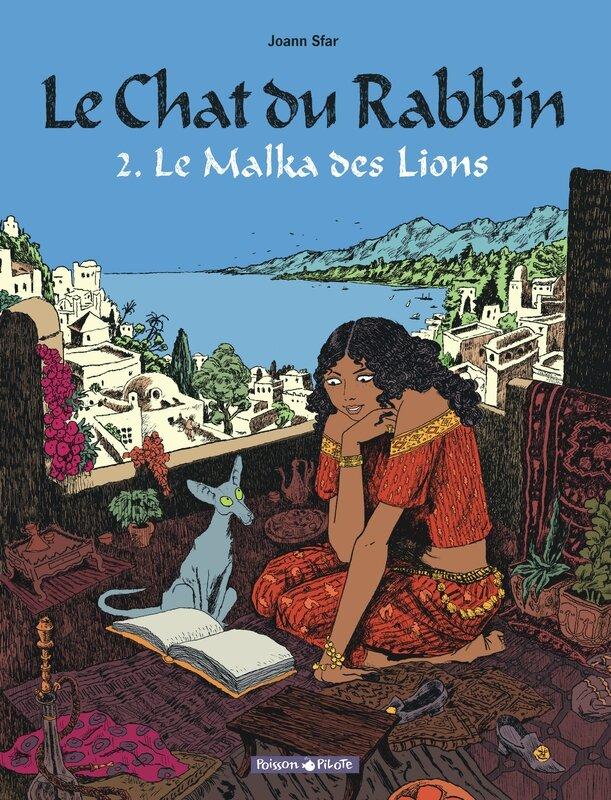 Le Chat du Rabbin T2 de Joann Sfar