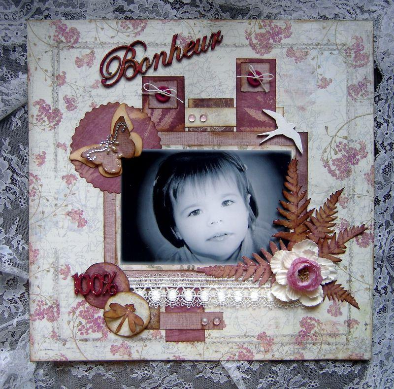 Mes pages scrap  Album photos  Le Puits damour
