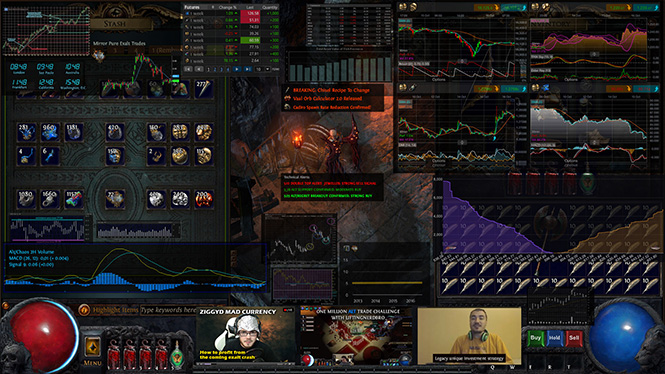Forum - Announcements - Second Wave of Trade Improvements - Path of Exile