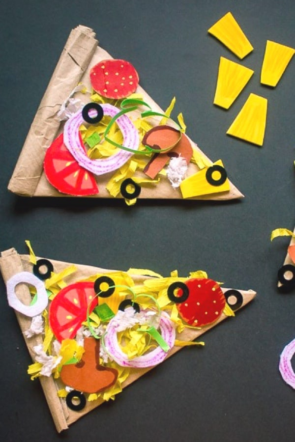 23 Fun And Creative Diy Paper Craft Ideas For Kids Crazy Laura