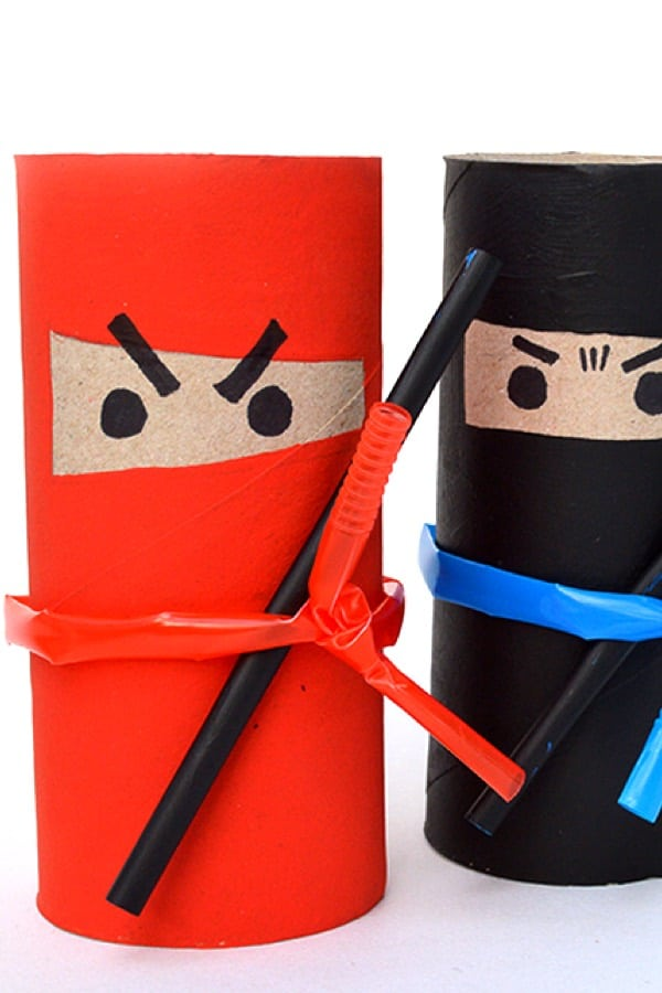 34 Easy Toilet Paper Tube Craft Ideas For Kids Crazy Laura