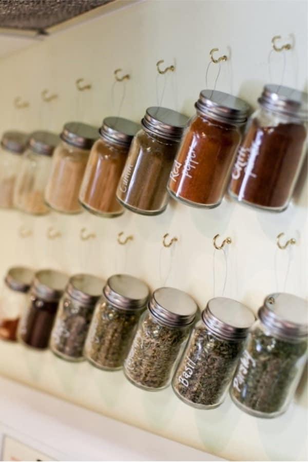 28 best spice rack organization ideas
