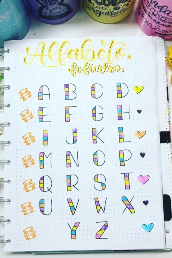Bubble Letter Ideas : bubble, letter, ideas, Bullet, Journal, Ideas, Inspiration, Crazy, Laura