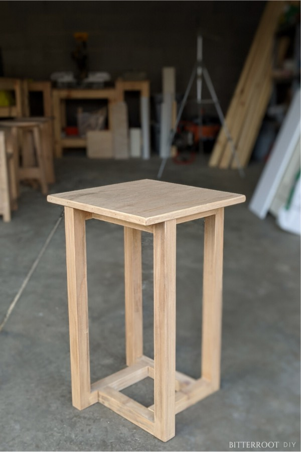diy side table ideas plans for