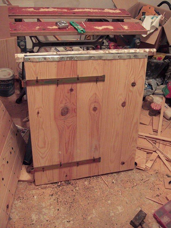 planche cuisine bois