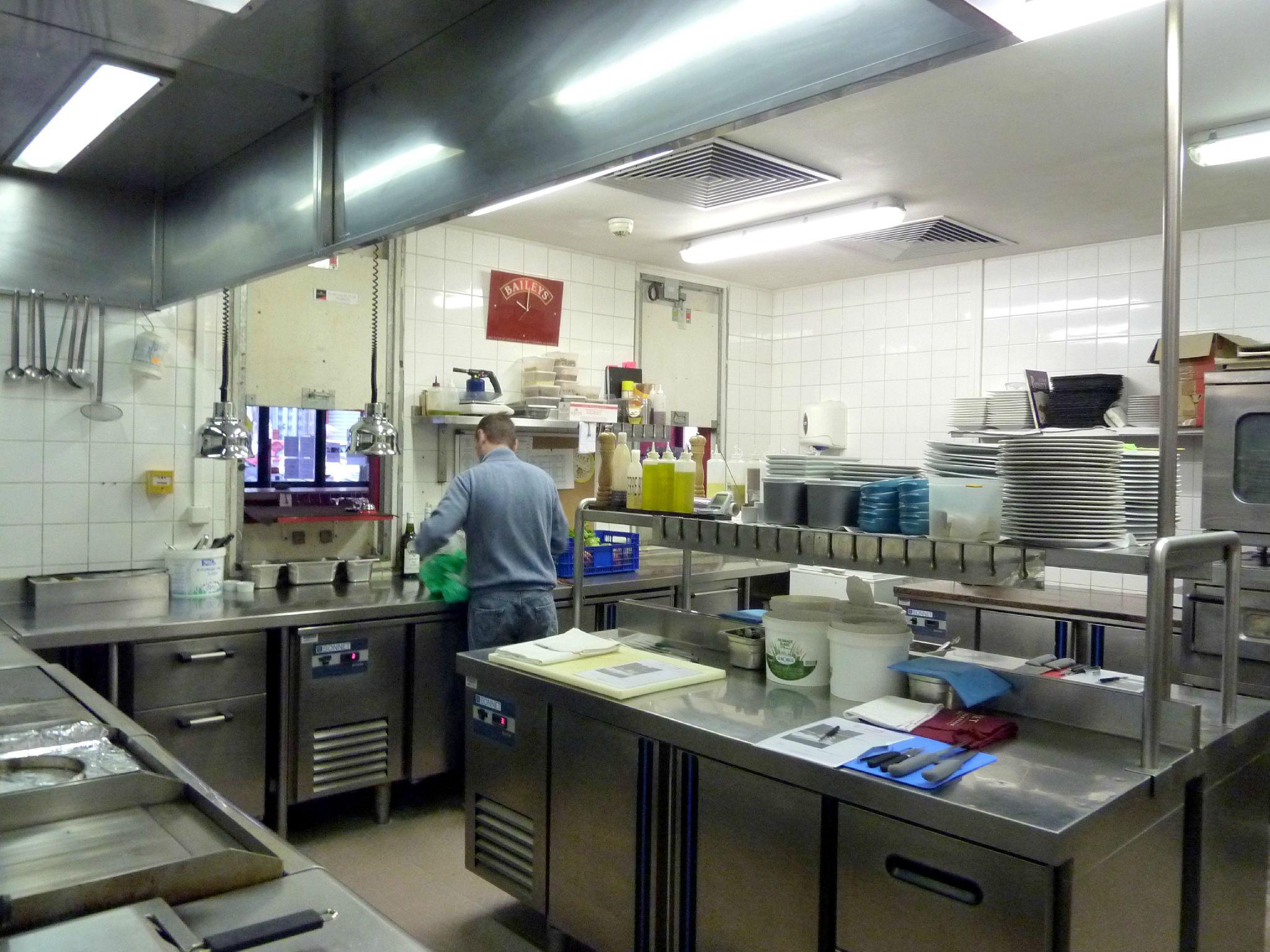 Agencement Cuisine Professionnelle Norme