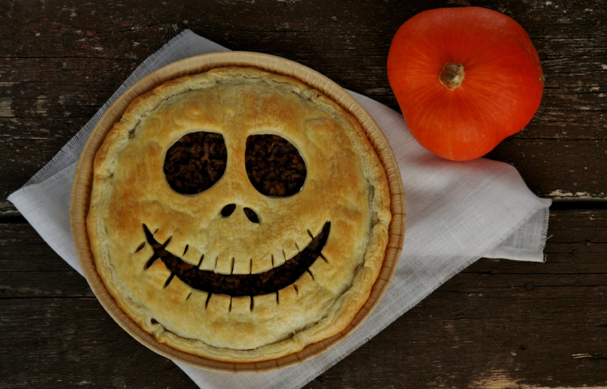 Image result for recette halloween quiche
