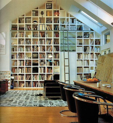 my ideal home 1 la bibliotheque