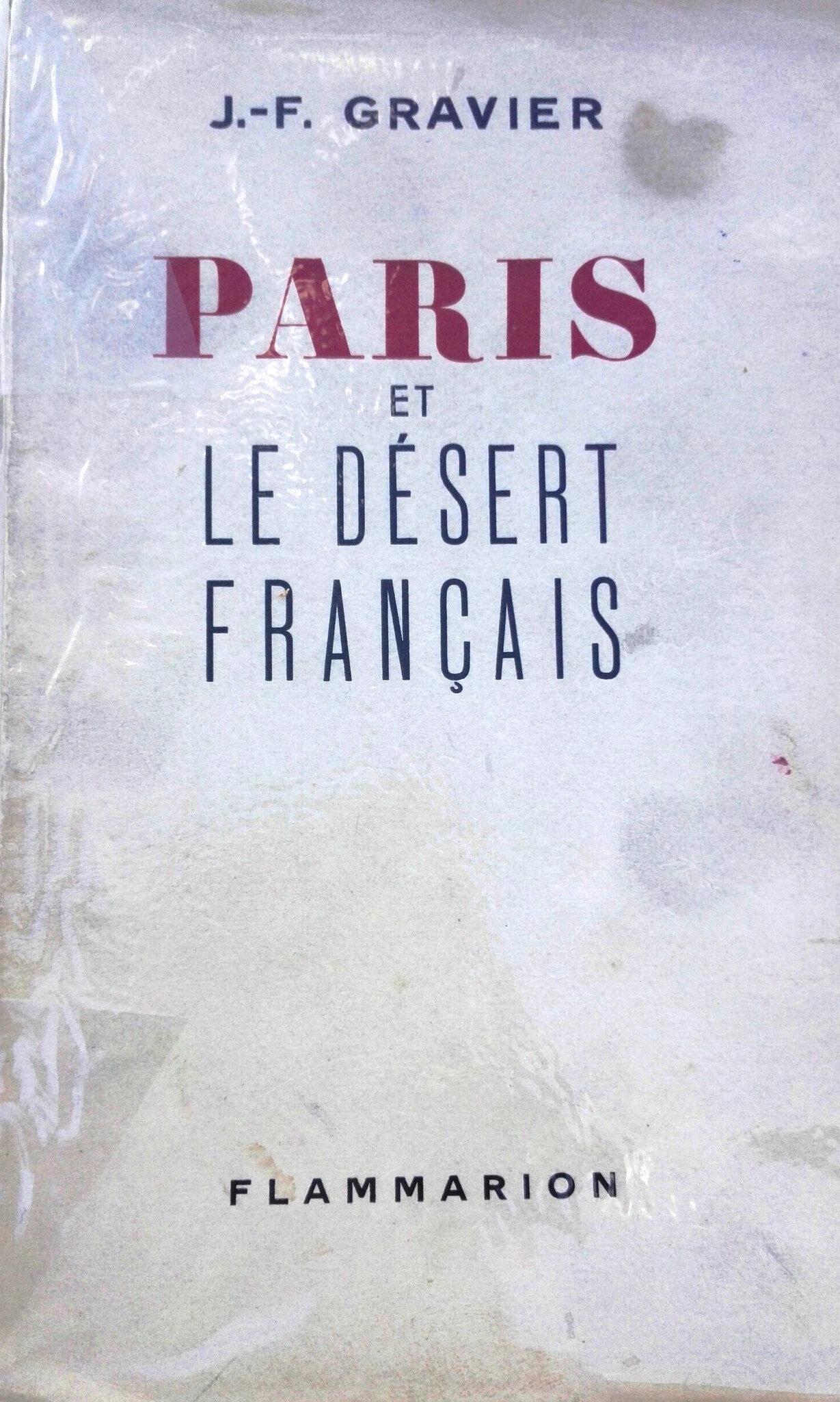 Paris Et Le Désert Français : paris, désert, français, Vendredi, Heure), Benharous,, Histoire, Géographie,, Collège, Lycée, Montaigne