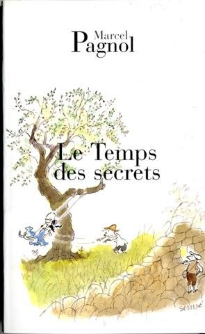 Le Temps Des Secrets Film : temps, secrets, Temps, Secrets, Marcel, Pagnol, Bouquinerie