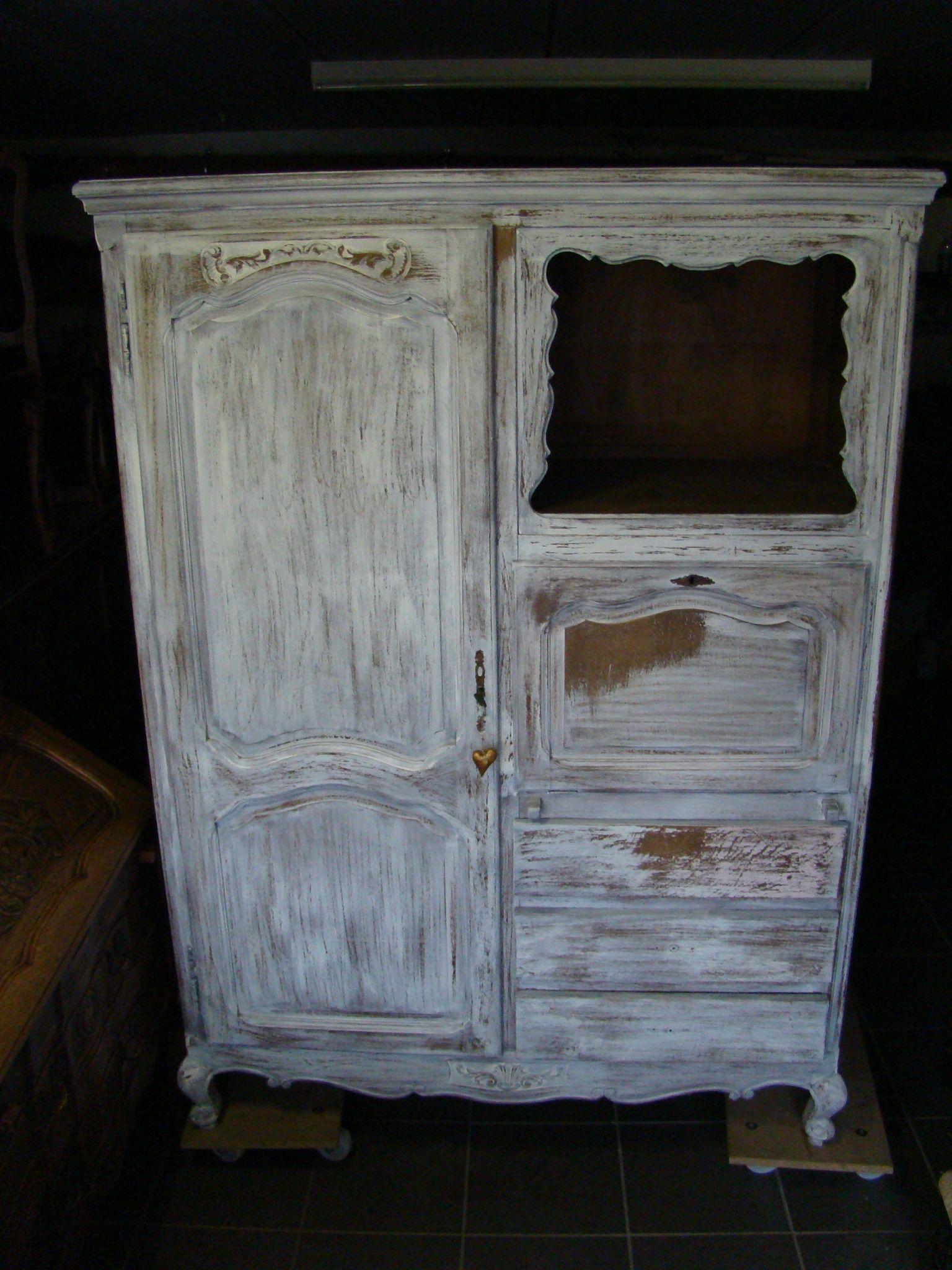 Meuble de hall dentre  Relooking meubles  intrieur