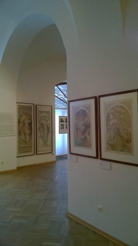 Musée Mucha, Prague