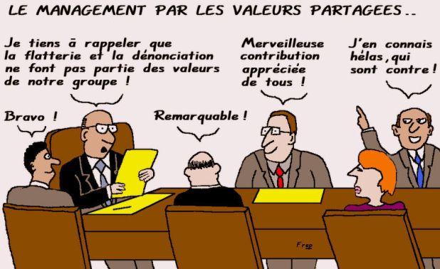 valeurs communes
