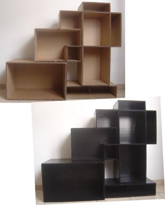 espace de rangement sous l escalier