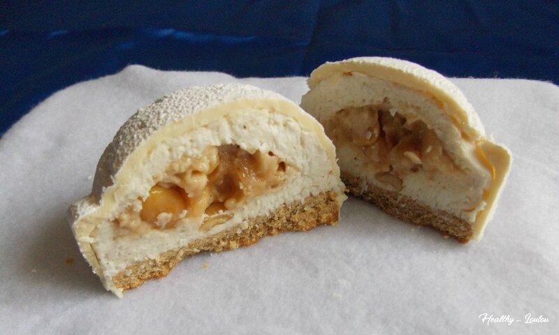 igloos noix de coco caramel cacahuètes3
