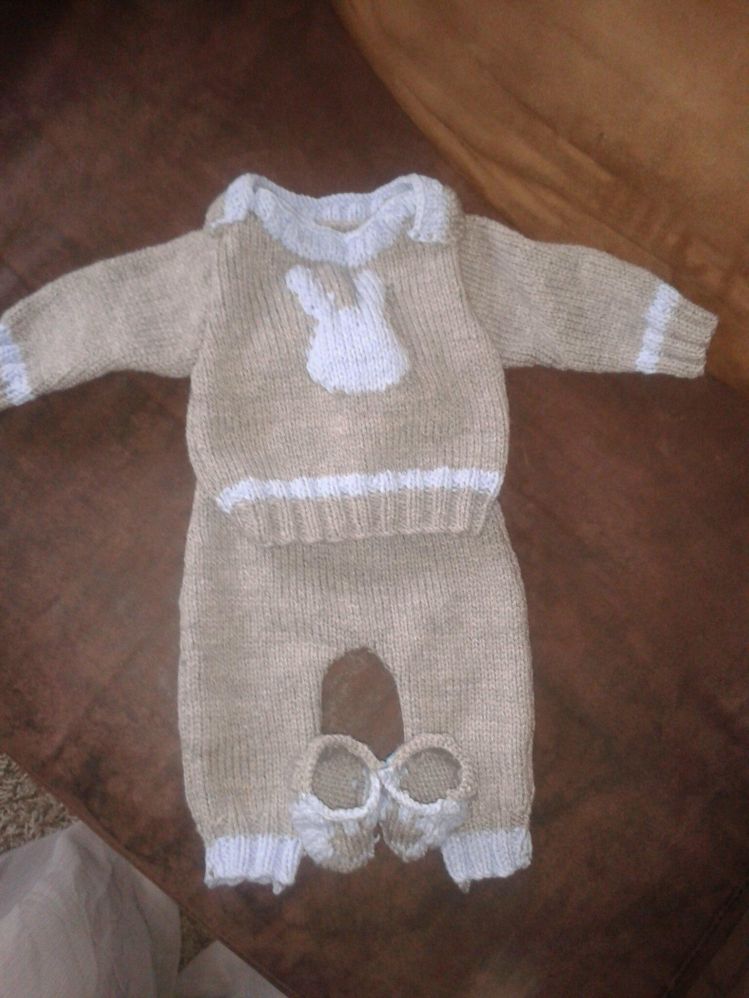 Le tricot et la dco passionnment