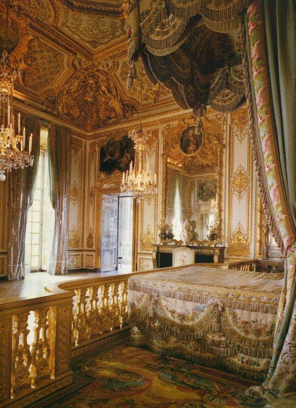 Chambre de la Reine  Photo de Versailles  documents  Blog des Professeurs des Ecoles