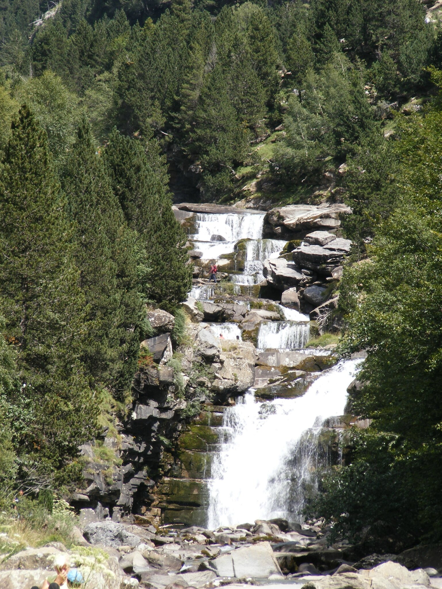 Parc National D'ordesa Et Du Mont-perdu : national, d'ordesa, mont-perdu, Naturel, D'Ordesa, Perdu, Vallée, Canyon, D'Anisclo, Voyages, Famille
