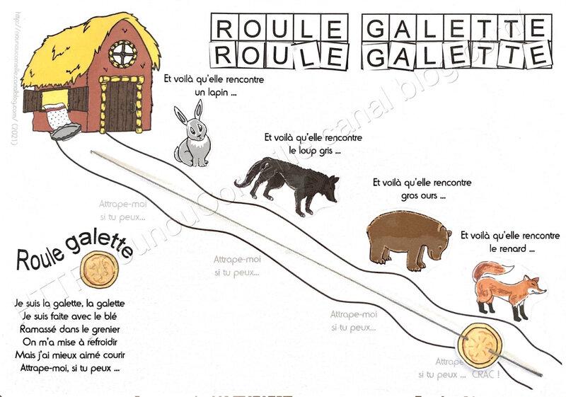 roule galette version 2021 clic