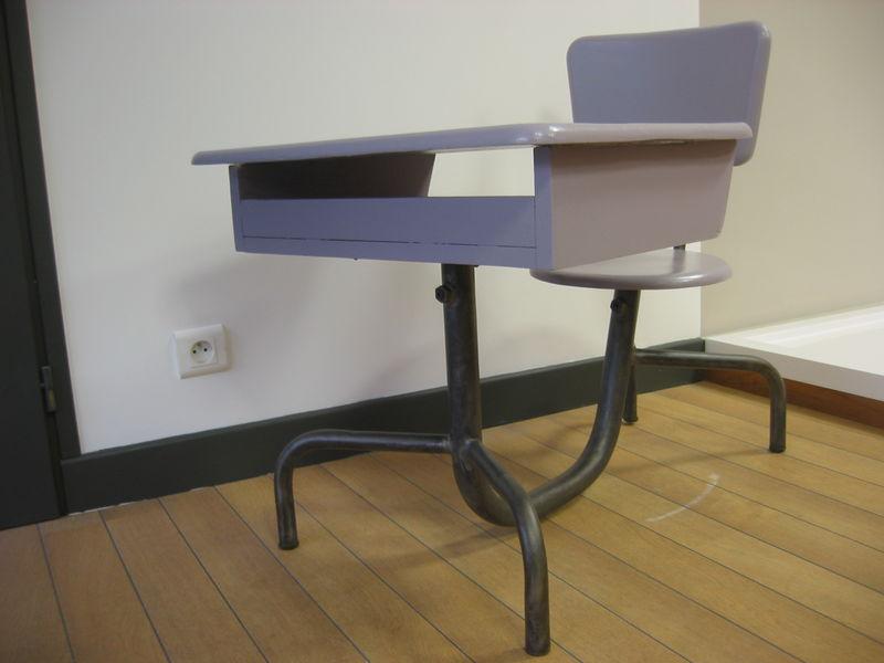 Bureau Dcolier Vintage Atelier Concept Mobilier Du