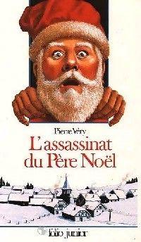 L Assassinat Du Père Noël : assassinat, père, noël, L'assassinat, Père, Noël, Fiches, Livres