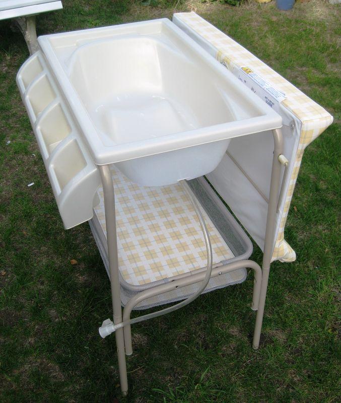 Table à Langer Baignoire Ikea Grossesse Et Bébé