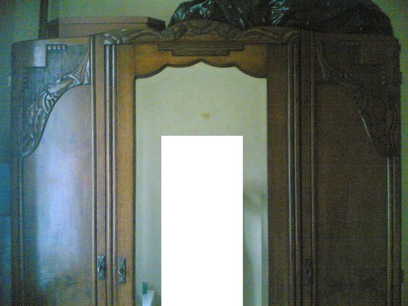 Best Relooking With Relooker Une Armoire Ancienne