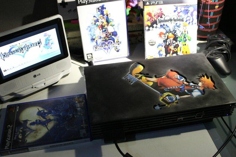 Ralisation Dune PS2 Kingdom Hearts Sora Vadu Amka