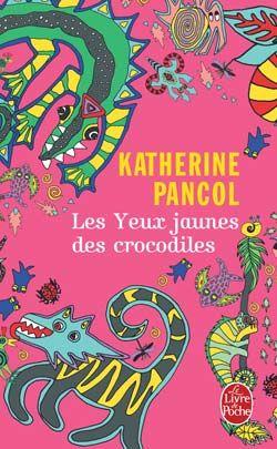 Les Yeux Jaunes Des Crocodiles Livre : jaunes, crocodiles, livre, Jaunes, Crocodiles