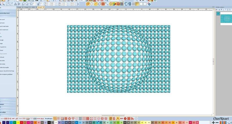 Effet globe 3D