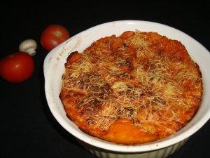 lasagne de crêpe