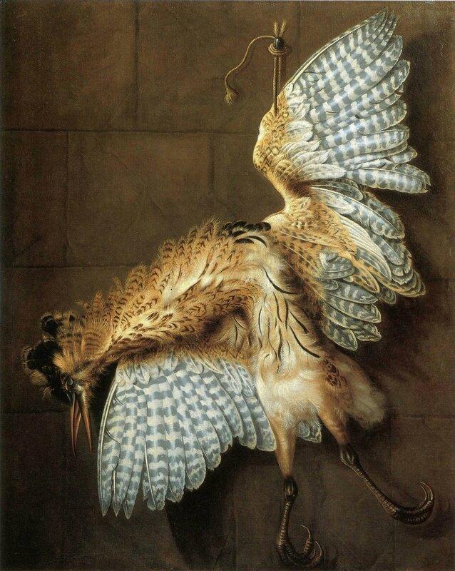 Butor , hst , 91 x 71cm - collection privée