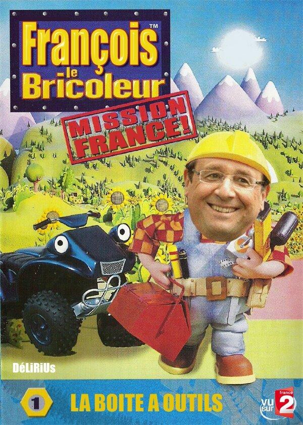 François le Bricoleur DéLiRiUs
