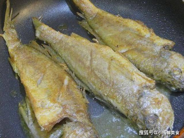 原創  如何才能做出美味可口又沒有腥味的紅燒小黃魚?